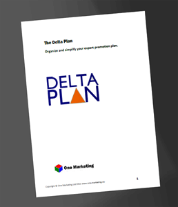 Planning your export communications – free guide to download.